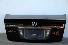 Acura TL Type-S Decklid Deck Lid Trunk Black 68500-SEP-A70ZZ OEM 07-08