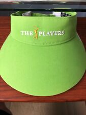 Kate Lord Women's Green THE PLAYERS Championship Visor/Hat