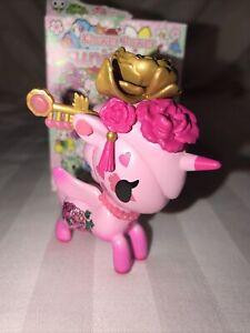 Tokidoki Unicorno Flower Power Series Peony w/ Box & Foil new mint
