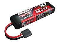 Traxxas 2872X LiPo 11.1V 5000mAh 25C iD Battery - E-Maxx E-Revo Spartan Slash