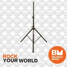 On Stage SS7764B Air Lift Speaker Stand SS-7764B - Brand New - Belfield Music