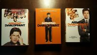 Arrested Development: Complete Original Series (FOX) Seasons 1 - 3 DVD Boxed Set