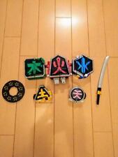 DX Samurai Shinken Oh Samurai Sentai Shinkenger BANDAI Sipping from Japan