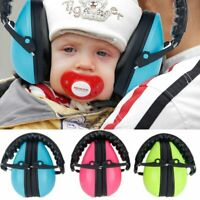 Safety Baby Kids Earmuffs Ear Hearing Protection Noise Cancelling Headphone US