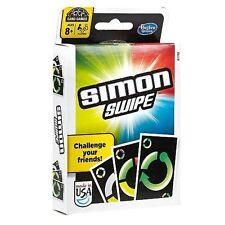 Simon Swipe Card Games by Hasbro  - New In Box