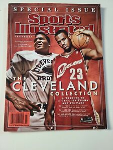Lebron James Sports Illustrated Cleveland Collection Jim Brown '07 Special Issue