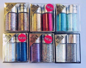 Hard Candy POPPIN PIGMENTS Pure Glitter ~ You Choose!