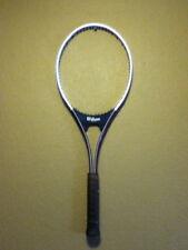 "Wilson Extra Ii Midsize Aluminum Tennis Racket Nice 4-1/2"" Free Shipping Buy Now"