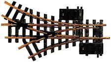 LGB 12360 - Modellismo ferroviario, Scambio a tre vie elettrico, R1, 30° (U3d)