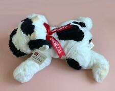 "Stanford University Bookstore Farm Plush 15"" Cow 2008 NWT Minky Soft Cuddly New"