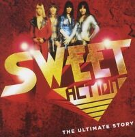 SWEET Action The Ultimate Story 2CD BRAND NEW