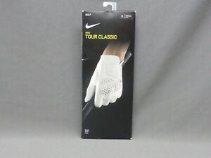 Nike Tour Classic Women's Leather Golf Glove Small LH