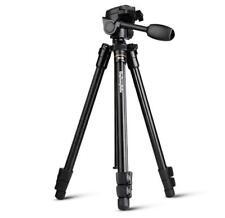 56'' Pro SLR Camera Tripod Monopod Travel Flexible Aluminum Alloy Ball Head Q109