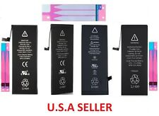 Replacement Internal Battery For iPhone 5S Se 6 6S 6S+ 7 7+ 8 8+ X +Adhesive Lot