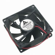High-speed DC12V 0.35A 8CM 8025 double ball brushless cooling fan