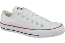Converse Chuck Taylor All Star Classic UK Size 10 Optical White M7652
