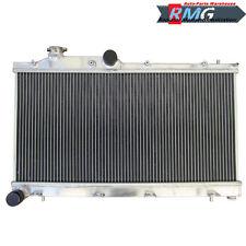 2 Row Aluminum Radiator For 2008-2011 Subaru Impreza WRX STI 2003 2004 2005 2006