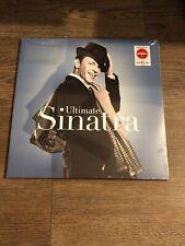 Frank Sinatra Ultimate Sinatra Exclusive Solid Blue Vinyl 2 LP New Sealed