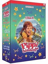 Dvd I Film di Pippi Calzelunghe - (4 Film DVD) Cofanetto ......NUOVO