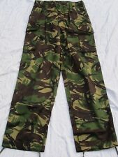 Trousers DPM Temperate, englische Tarnhose 90er Jahre,Gr. 85/80/96 (Small/Long)