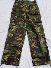 TROUSERS DPM TEMPERATE,INGLESE CAMO Pantaloni' 90 ANNI,TGL
