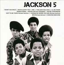 The Jackson 5 icon cd greatest hits michael jackson