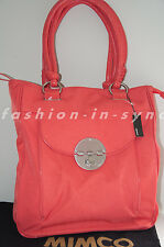 MIMCO Lucid Turnlock Shopper Hand bag Shoulder bag in Poppy BNWT RRP $249.00