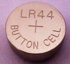 EUNIICELL 5 PILES BOUTON ALCALINES LR44 AG13 A76 1.5V