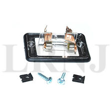 LAND ROVER DISCOVERY 2 1999-2004 LICENSE PLATE SERVICE KIT NEW XFC500050