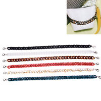 60cm Acrylic Detachable Replacement Chain Shoulder Bag Strap Handbag Accessories