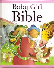 Baby Girl Bible (2013, HARDCOVER) ~ GIFT QUALITY COPY