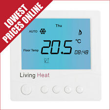 Underfloor Heating Digital Thermostat For All Under Floor Systems