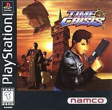 ***TIME CRISIS PS1 PLAYSTATION 1 DISC ONLY~~~