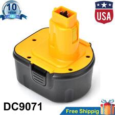 For Dewalt 12V DC9071 XRP DC9072 DE9071 DE9074 DW9071 DW979 2.0Ah Drill Battery