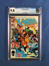MARVEL COMICS CGC 9.8 THE UNCANNY X MEN 193 5/85 WHITE PAGES