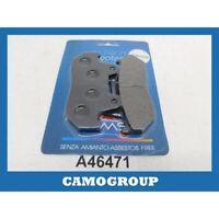 Tabletas Pastillas Freno Brake Pad RMS Honda Cn 250 95 99 225100330