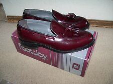 Foot - Joy Men's Classic Dress Shoes Tassel Loafers Calfskin Leather 9 D  NIB !