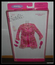 NRFB 1999 MATTEL BARBIE DOLL BATHTIME CHAT FASHION AVENUE FASHIONS CLOTHING