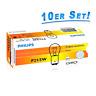 Philips 12499CP P21/5W 12V 21/5W BAY15d Vision Premium Signallampen 10St.