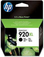 HP 920 XL original impresora cartucho officejet 6000 se 6500a 7000 7500a W pro nuevo