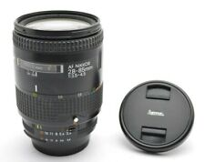 Nikon AF Nikkor 3,5-4,5 / 28-85 mm Zoom Prime Lens Objektiv + Cap l64
