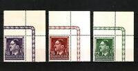 DR Nazi 3d Reich Rare WW2 Stamp Hitler Head Fuhrer Birthday in Occupation Poland