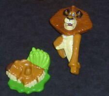 Madagascar 2 Toy Lion Open New Magic Kinder