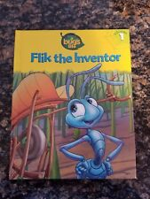 Disney Pixar A Bugs Life Movie Flik The Inventor Book Volume 1