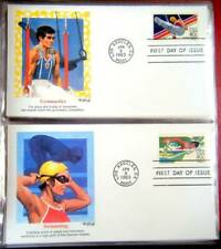 Fleetwood Olympic 1984 collection  70  covers