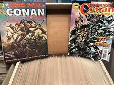 Savage Sword of Conan Series Lot COMPLETE RUN #1-235 HIGH GRADE Marvel Magazine
