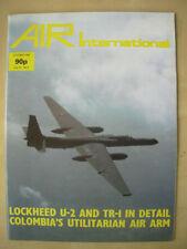 October Aircraft Air International Magazines in English