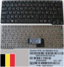 Azerty Keyboard Belgian SONY VAIO VGN -CW 55010292G-035 9J.N0Q82.A1A 148755891