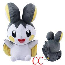 New Cute Pokemon Smile Emolga Soft Plush Doll Toy 30cm