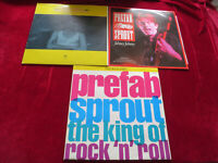 6x PREFAB SPROUTS : appetite LIONS king of rock´n´roll JOHNNY protest songs ...